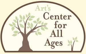 Arts Center Sign